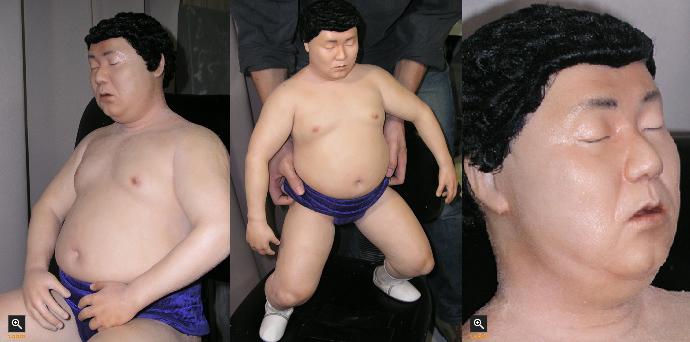 めちゃイケ山本さんフィギュア